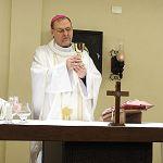 Missa em nossa Capela com o Bispo